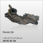 Aquatic Nature Decor Forest No 26